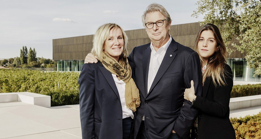 Françoise, Jacky et Manon Lorenzetti